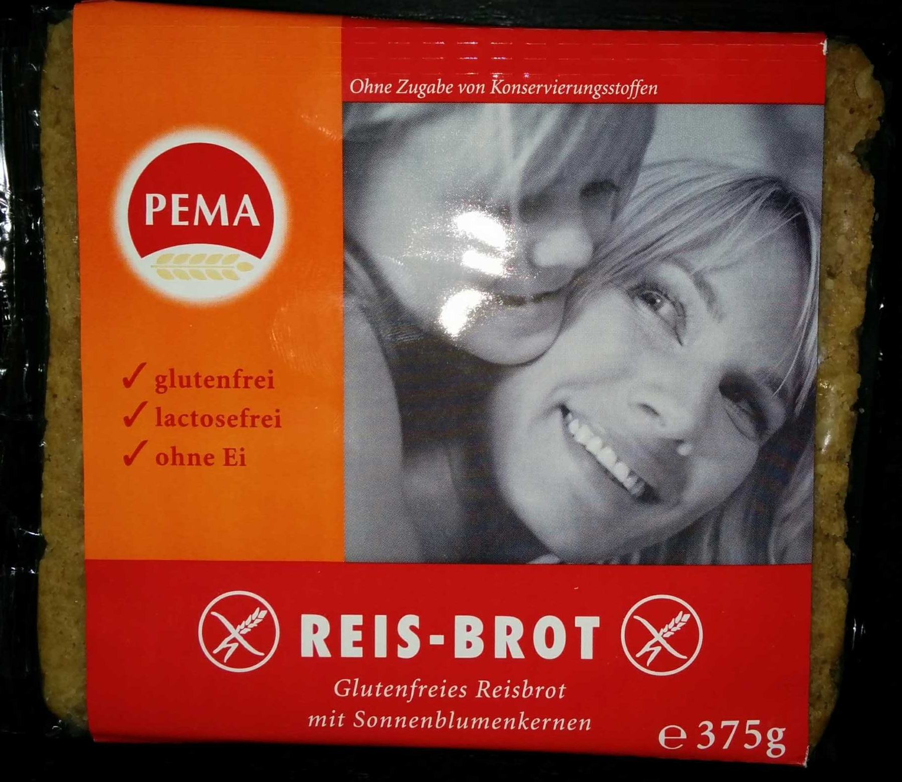Reis-Brot - Product
