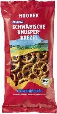 Schwäbische Knusper-Brezel - Produit - de