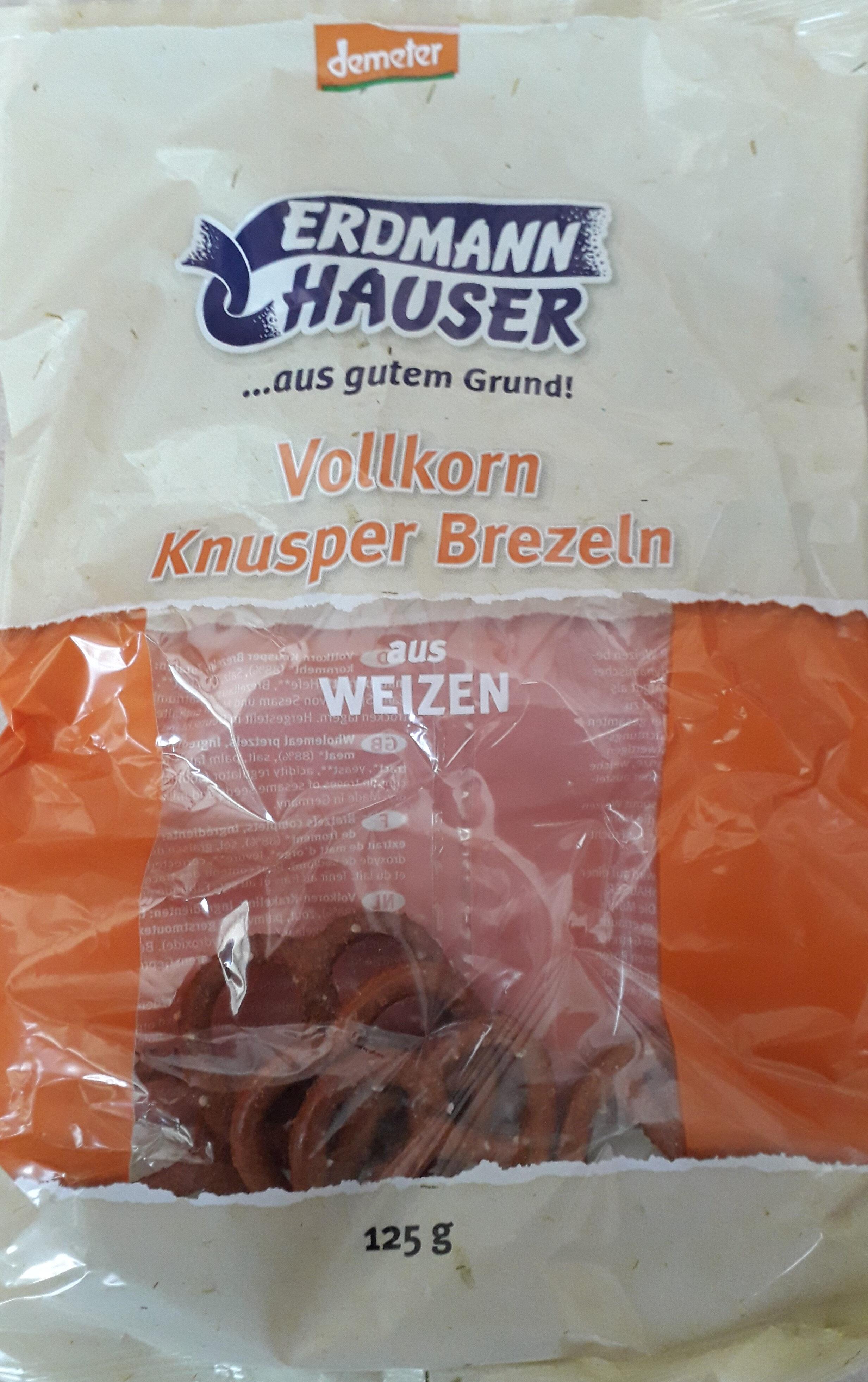 Zoute Krakelingen Erdmann Hauser - Product - fr