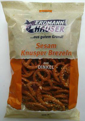 Sesam Knusper Brezeln - Produkt