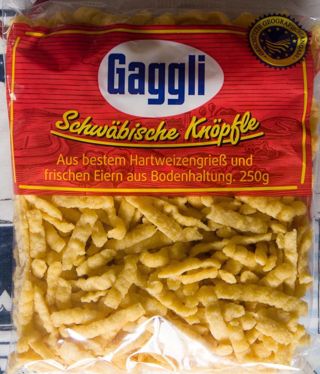 Schwäbische Knöpfle - Product - de