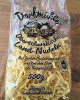 Oberschwäbischen Land-nudeln - Product - fr