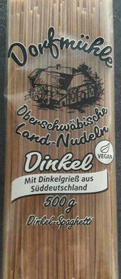 Dinkel-Spaghetti - Product - de