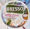 Bresso Cremig-frisch mit grünem Pfeffer - Produit