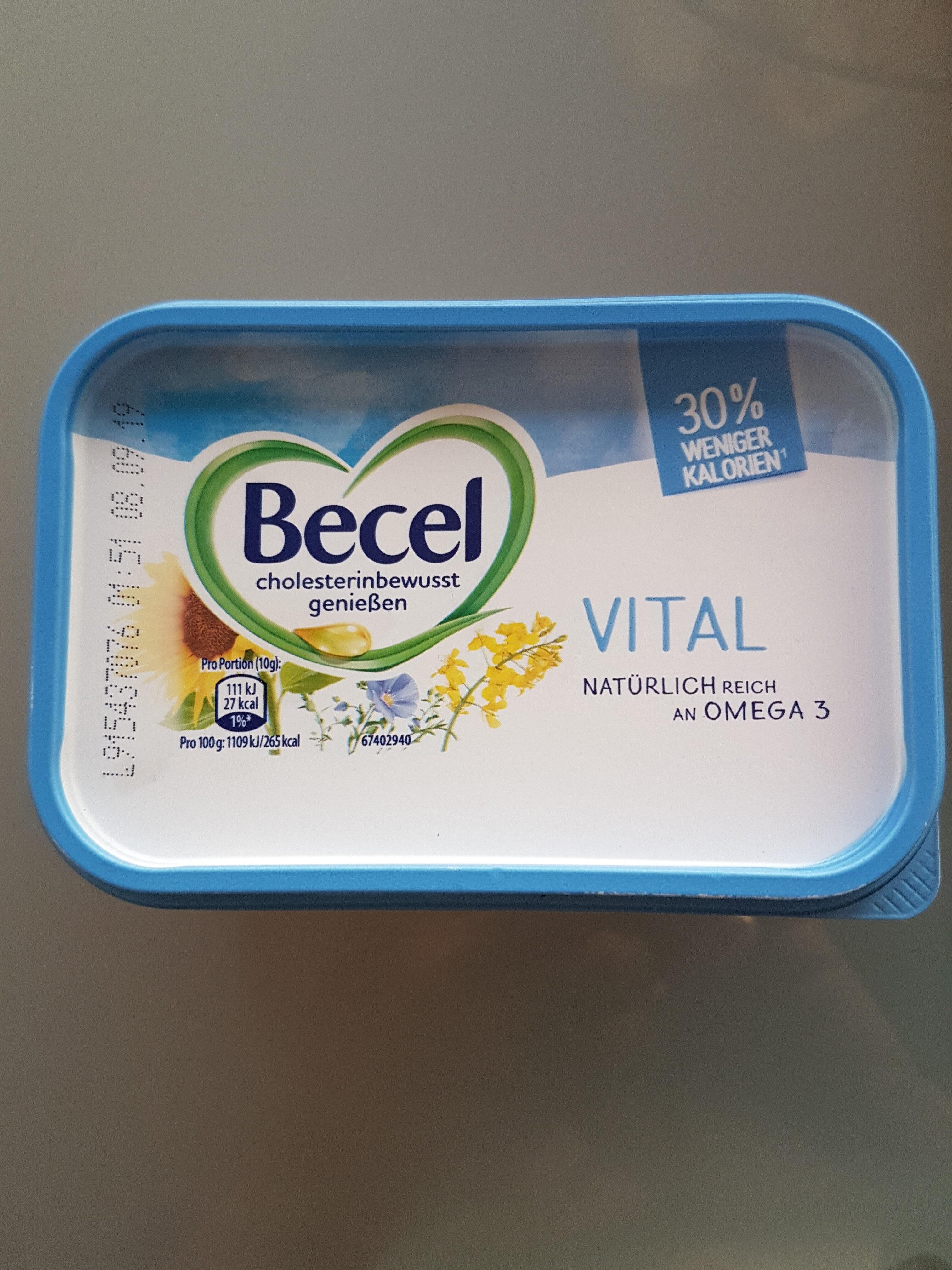 Becel Vital - Product
