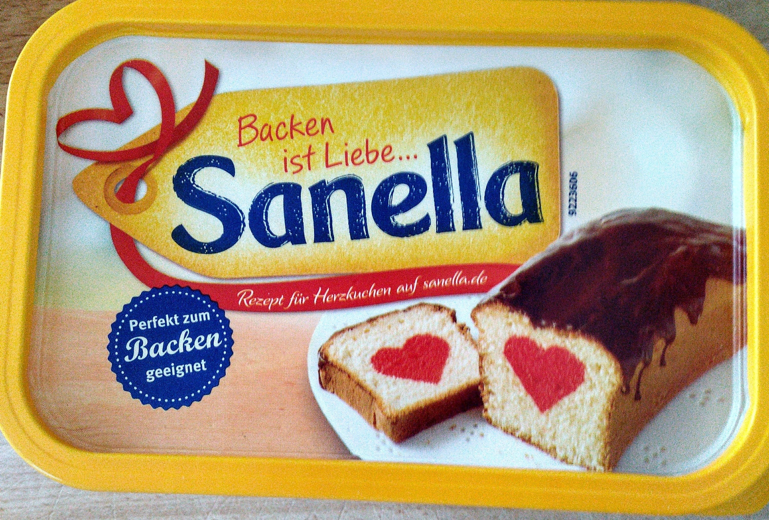 Sanella Margarine - Product