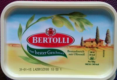 Brotaufstrich mit Olivenöl - Product