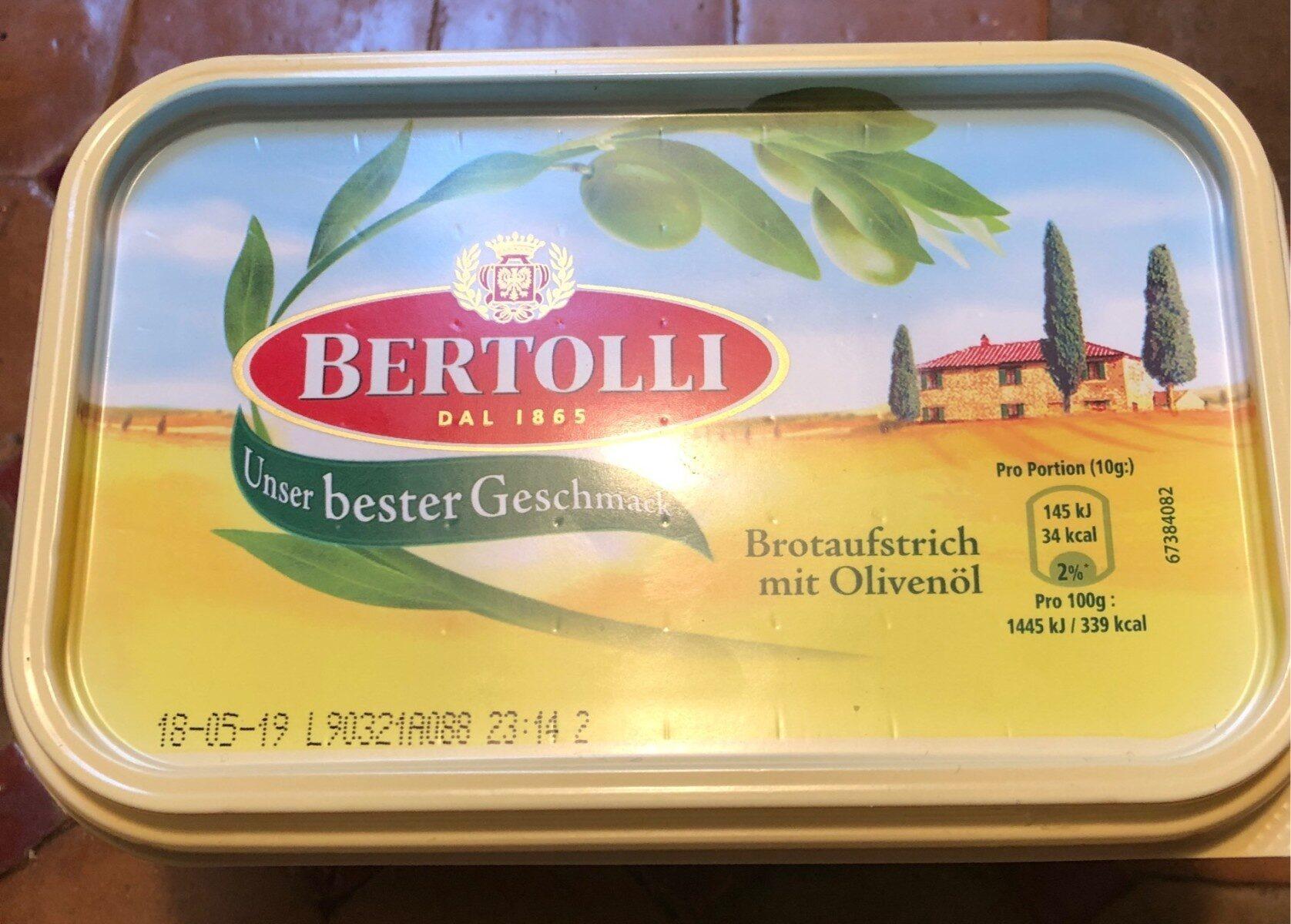 Bertolli Magarine - Produit - fr