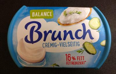 Brunch Balance, mit Joghurt - Produit - de