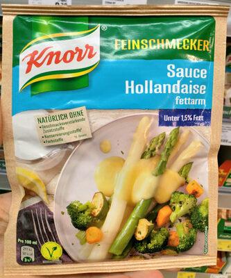 Sauce Hollandaise fettharm - Produit - fr