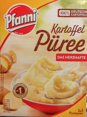 Kartoffel Püree das Herzhafte - Produit
