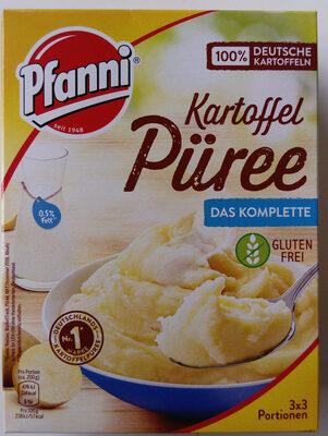Kartoffel Püree Das Komplette - Produkt