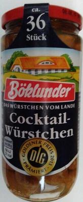 Cocktail-Würstchen - Product