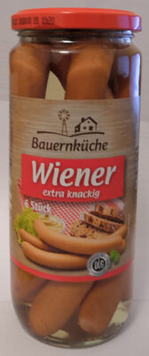Bauernküche Wiener extra knackig - Produkt