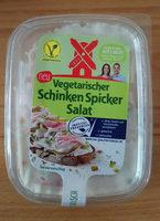 Vegetarischer Schinken Spicker Salat - Produkt
