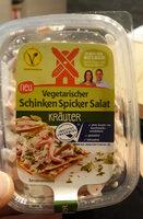 vegetarischer Schinken Spicker Salat Kräuter - Product - de