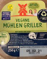 Vegane Mühlen Griller - Product - de