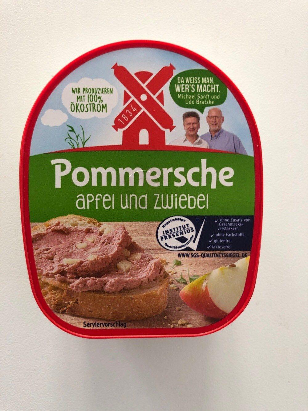 Pommersche Apfel und Zwiebel - Product - en