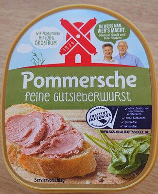 Pommersche Leberwurst - Product - de