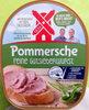 Pommersche feine Gutsleberwurst - Produit