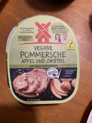 Vegane Pommersche Apfel Zwiebl - Produit