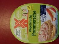 Vegane Pommersche Zwiebel - Product - en