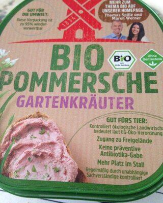 Bio Pommersche Gartenkräuter - Product - de