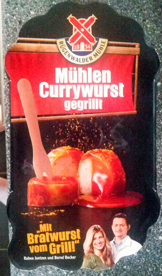 Currywurst - Producto