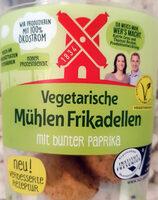 Vegetarische Mühlen Frikadellen - Product