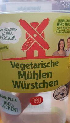 Vegetarische Mühlen Würstchen - Produkt - de