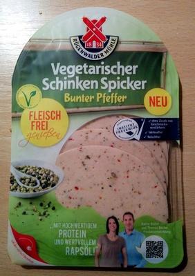 Vegetarischer Schinken Spicker Bunter Pfeffer - Produkt