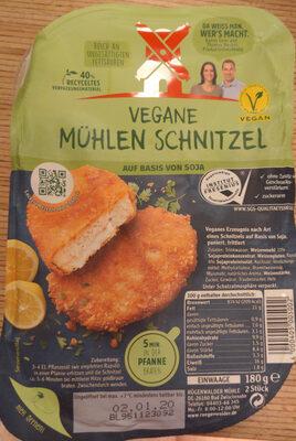 Vegetarische Mühlen Schnitzel Klassisch - Produit - fr