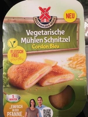 Vegetarische Mühlen Schnitzel Cordon Bleu - Produit