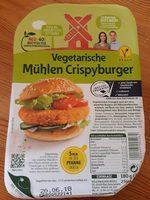 Mühlen Crispyburger - Produit - de