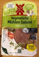 Vegetarische Mühlen Salami - Klassisch - Product