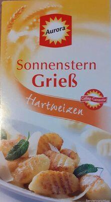 Aurora Sonnenstern Gries Hartweizen - Produkt - en