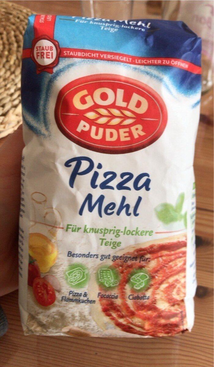 Pizza Mehl - Product - en