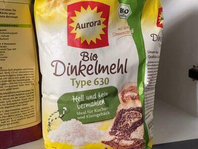 Aurora Bio Dinjelmehl 630 - Prodotto - en