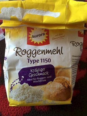 Roggenmehl Type 1150 - Produit