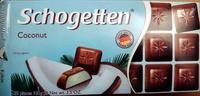 Schogetten Coconut - Product
