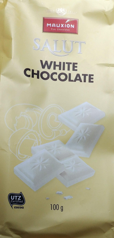 Biała czekolada - Produto - pl