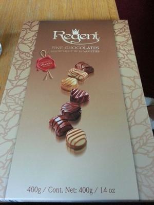 Fine Chocolates - Product - en
