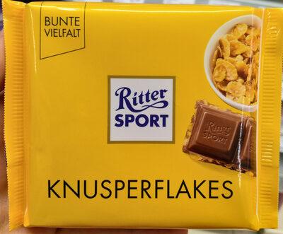 Ritter Sport Knusperflakes - Product - de