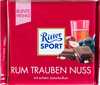 Ritter Sport Rum Trauben Nuss - Product