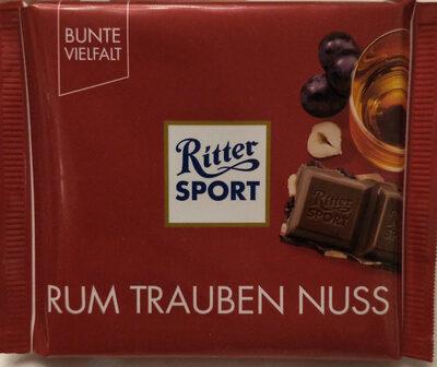 Rum Trauben Nuss - Product - de