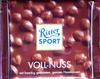 Ritter Sport Lait Noisettes Entières - Produkt