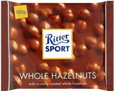 Whole Hazelnuts - Produkt - fr
