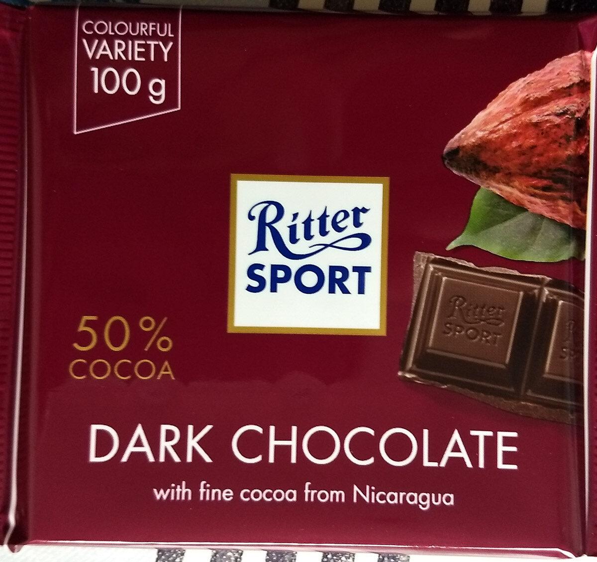Dark Chocolate - Produit - en