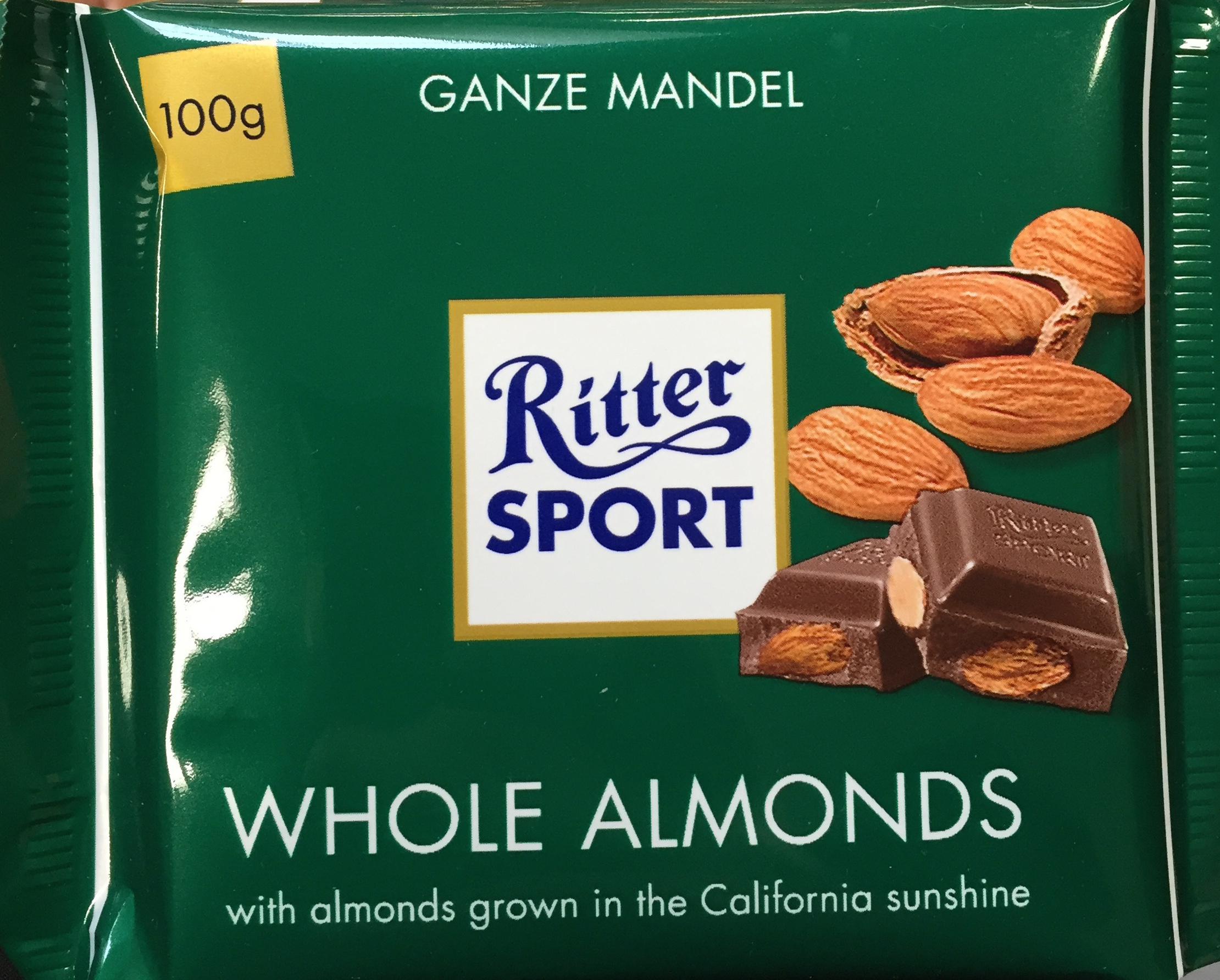 Whole Almonds - Product - en