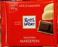 Ritters Sport Marzipan - Produit - fr
